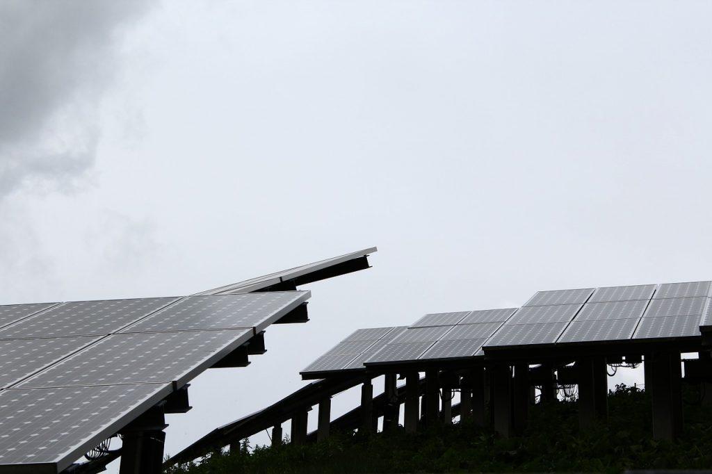 napelem erőmű pályázat